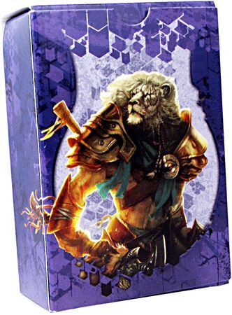Journey Into Nyx Ajani, Mentor of Heroes Deck Box [From ...