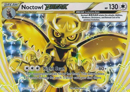 Noctowl Break - ...Heroclix Deadpool Set