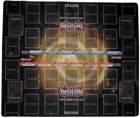 Yugioh Breakers Of Shadow 2 Player Duel Mat Playmats