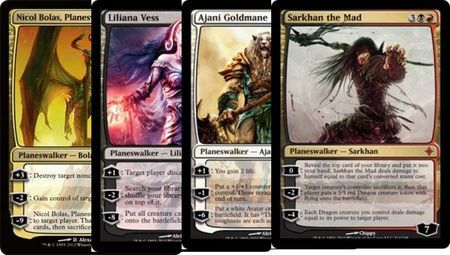 planeswalker deck magic the gathering