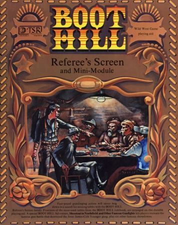 RPG BOOT HILL
