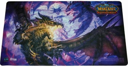 Twilight Of The Dragons Epic Collection Playmat World Of