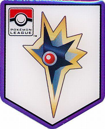 Legend Badge Opelucid City Pokemon League Pokemon